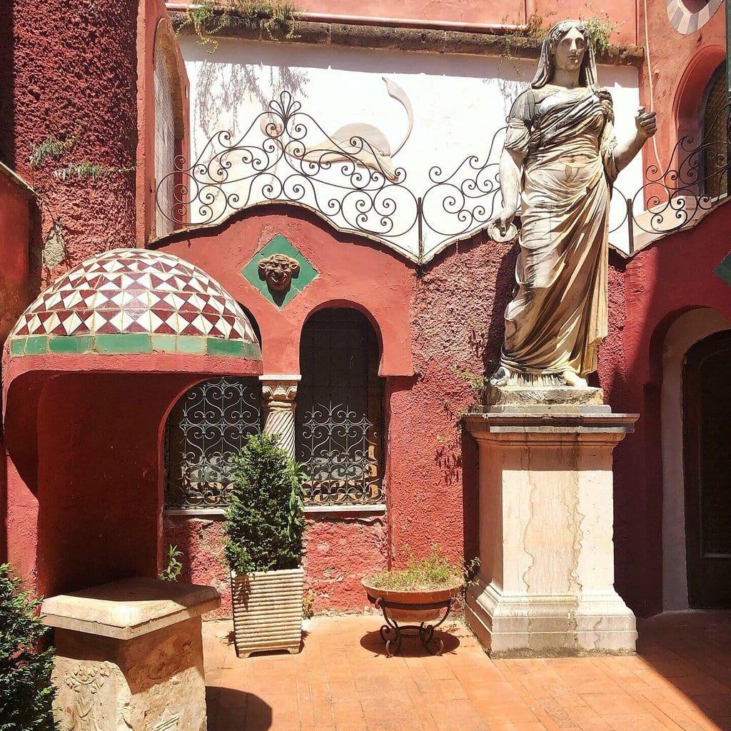 Casa Rossa Capri 5