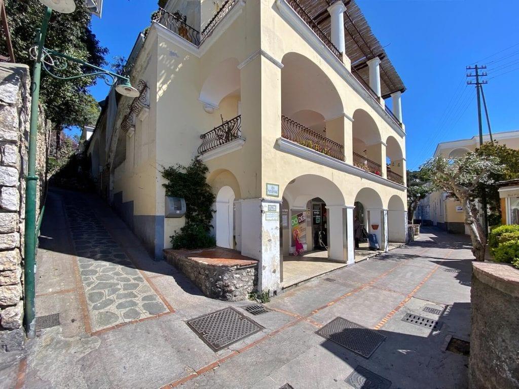 La Croce Capri
