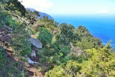Sentiero de Le Calanche Capri