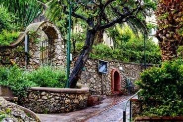Chiesa San Michele alla Croce - Tiberio Capri
