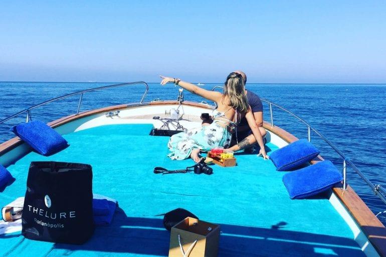 Tonyno Capri Boat