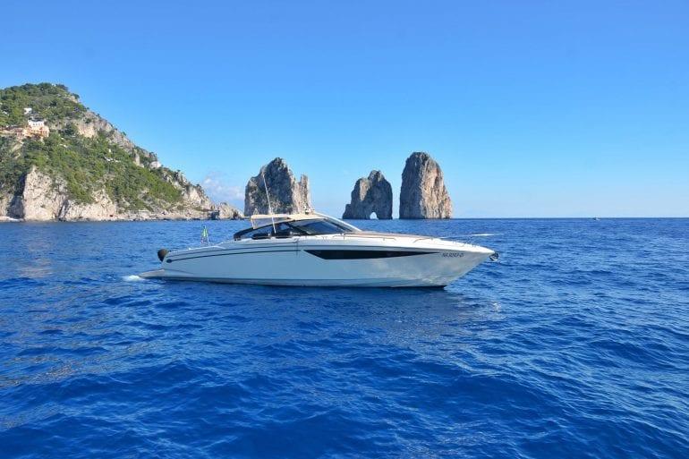 Capri Sea Experience Lux