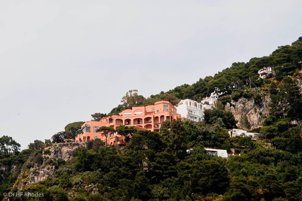Punta Tragara