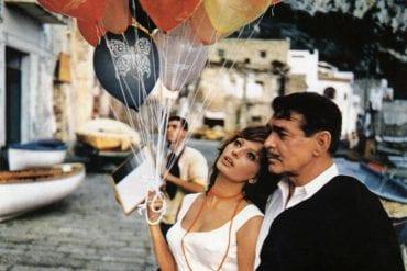 Sophia Loren La Baia di Napoli