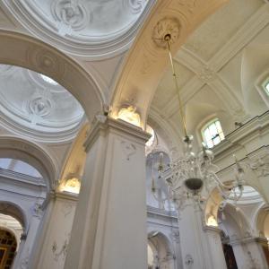 Chiesa di Santo Stefano interni