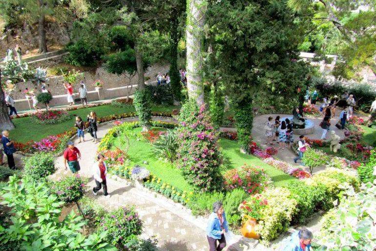 Giardini di Augusto biglietti
