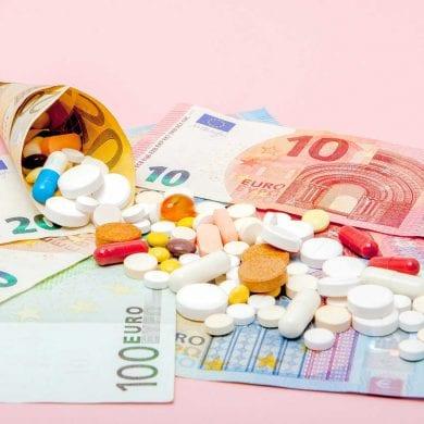 farmaceutica investimento