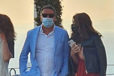 Matteo Renzi Capri
