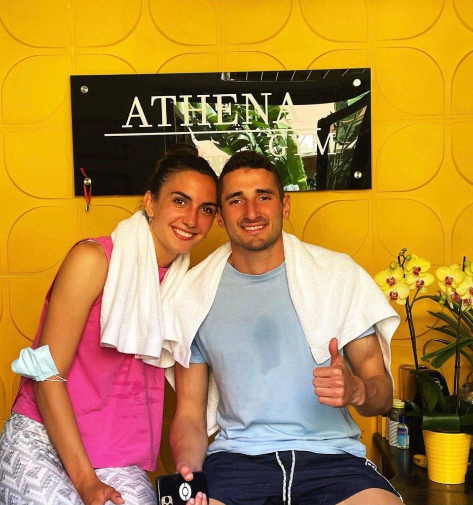 Athena Gym New Generation