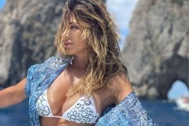 Sabrina Salerno Capri