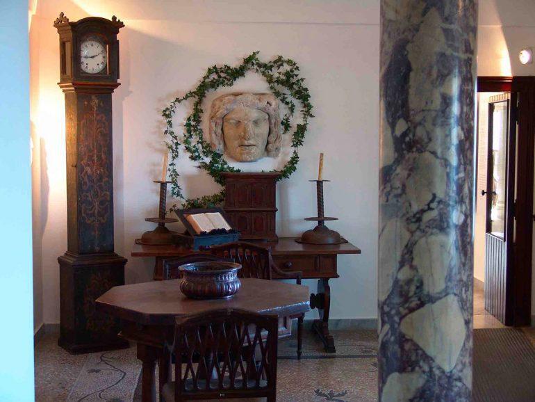 Axel Munthe Villa San Michele