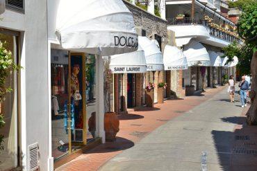 shopping capri
