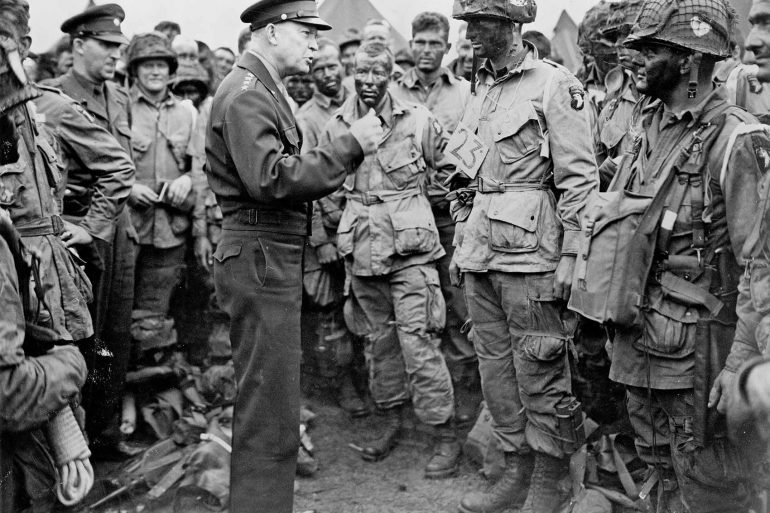 Dwight D. Eisenhower Capri