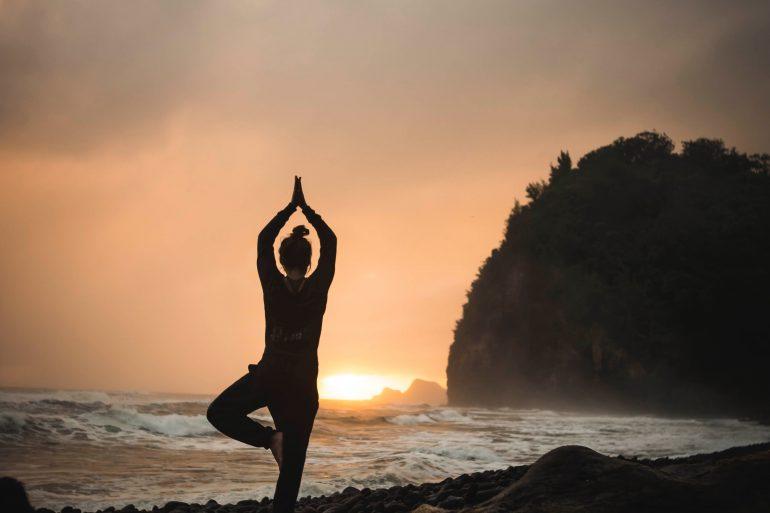 Yoga Parco filosofico kaire arte capri